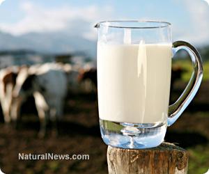 Los residentes que viven en el Estado Natural ahora será capaz de comprar la leche cruda directamente de las fincas donde se produce.