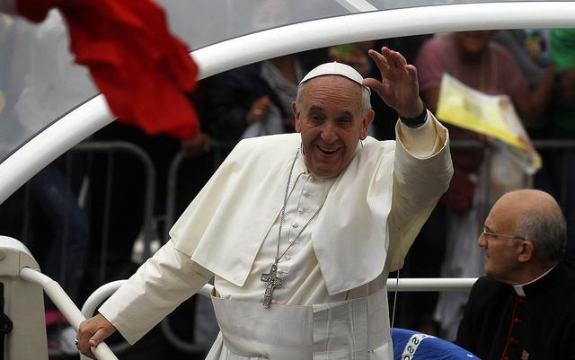 Pope Francis. Photo: Semilla Luz