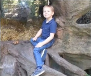 4-year-old boy still in critical condition at the  Oregon Health & Science University hospital. / Photo: Salem-News.com