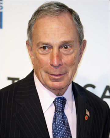 Former NYC Mayor Michael Bloomberg's gun control group hits snag with truth-telling mayor.