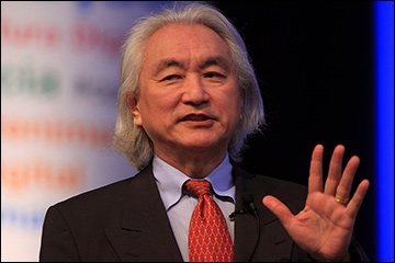 Physicist Michio Kaku