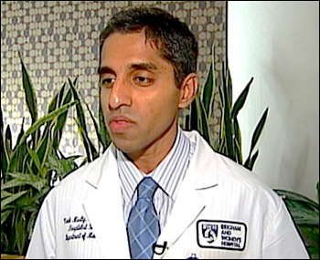 "Sen. Rand Paul: ""The primary policy goals of Dr. Murthy's organization have been focused on advancing stricter gun-control laws."" Photo of Dr. Vivek Hallegere Murthy courtesy of Pundit From Another Planet blog."