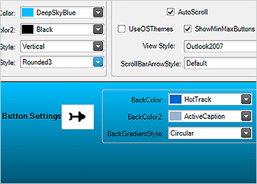 Panel Component Winforms Ultimate Ui