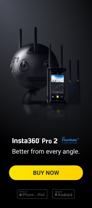 Insta360 Pro 2 Review - Best 360 8K 3D VR Stabilized Camera And What Not!? 2