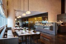 Brunch Burj Khalifa Restaurants In Armani Hotel Dubai