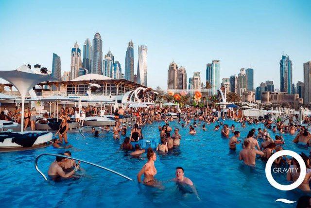 7 Ladies Day Deals at Pool  Beach Club Dubai Hotspots