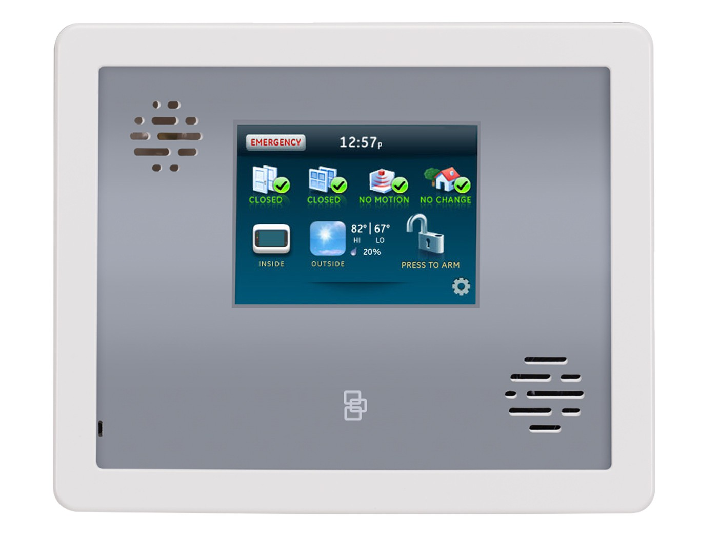 Interlogix Simon Xti 5 Wireless Security System 311 Kit