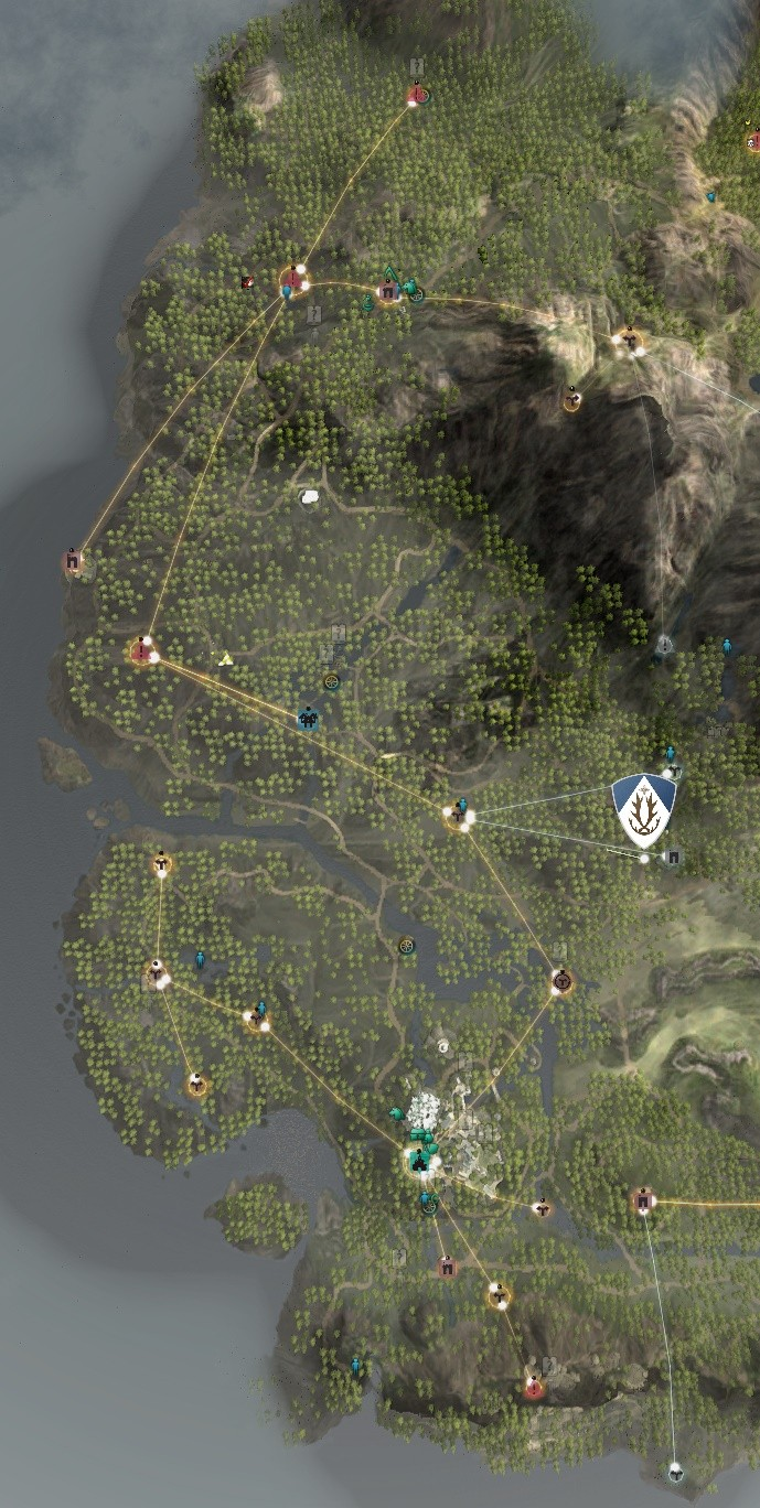 Black Desert Online Map : black, desert, online, Karmasylvia, Nodes, Resources-, Added, Including, Grana,, Capital, Inven, Global