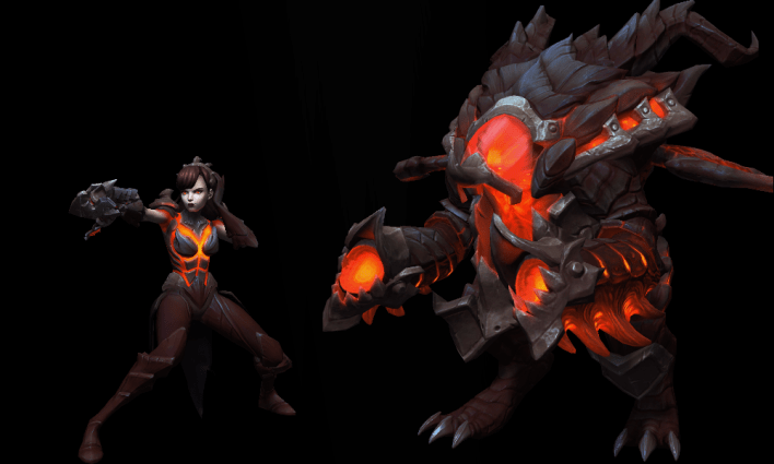 Ana And Junkrat Joining Heroes Of The Storm Assault On
