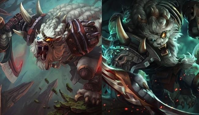 league of legends the
