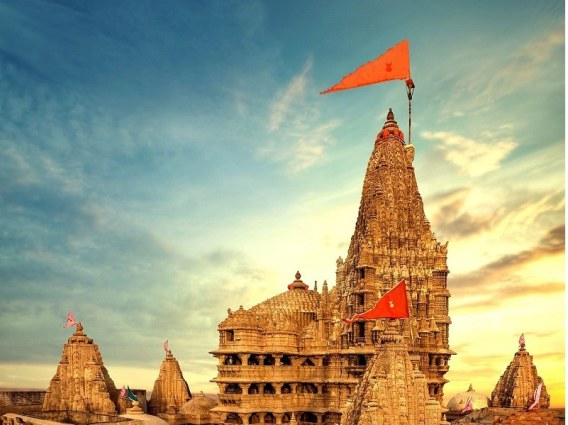 The Temple of Dwarka - IonWebs.com