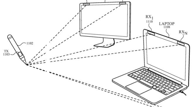 La futura Apple Pencil potrebbe tracciare oggetti in 3D