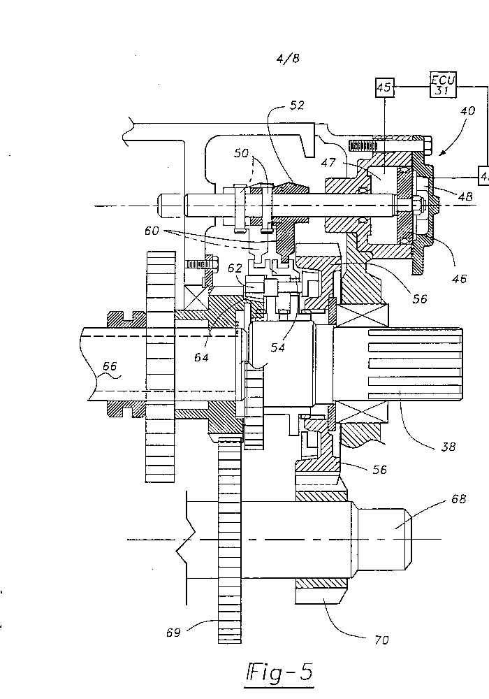 Input switch and engine control method for manual gear