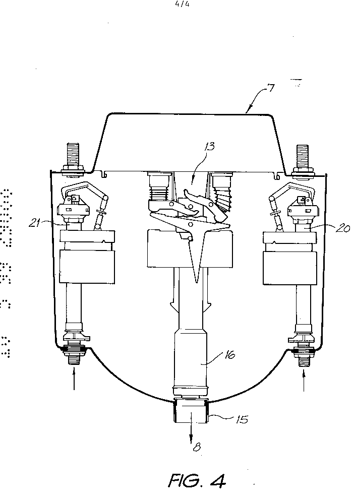A cistern inlet valve arrangement by Caroma Industries