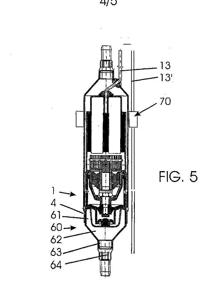 Vibratory pump improvement by Industria de Motores Anauger