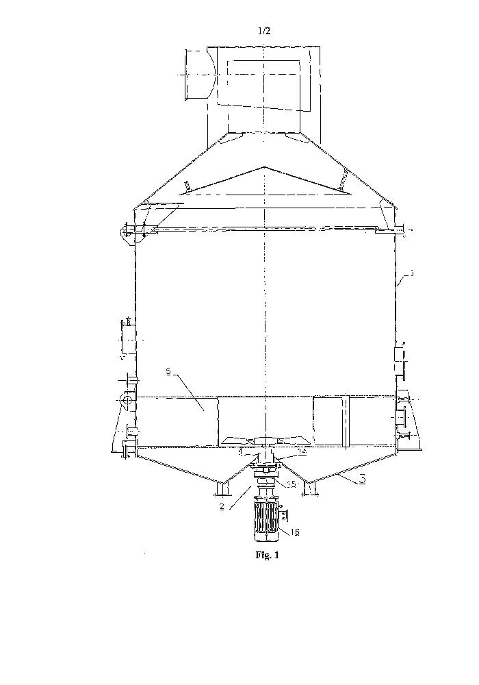 Vacuum pan mechanical circulator assembly by Spray