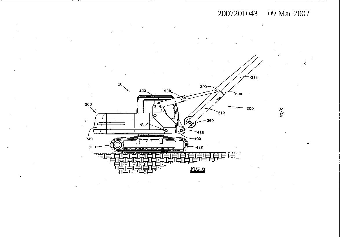 Pipelayer Crane Excavator Apparatus And Methods By Volvo