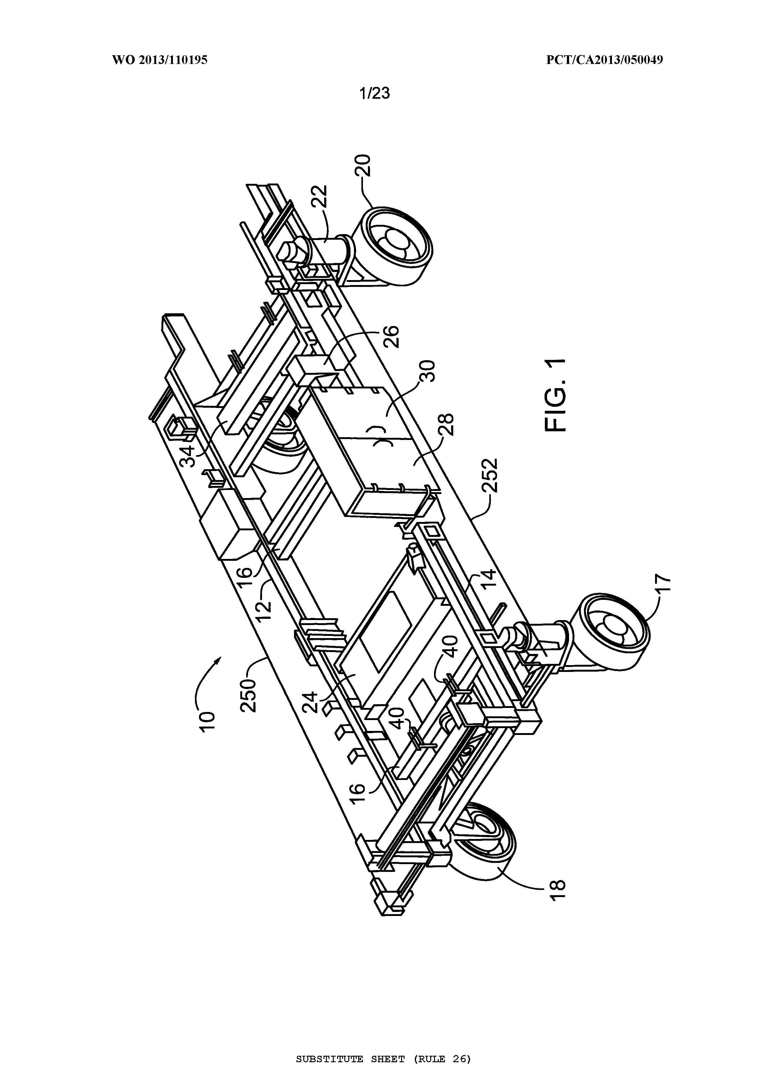 Hitch system for steering vehicle for train by Prairie