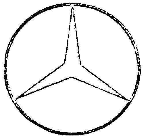 TRICUSPID IN CIRCLE (MERCEDES BENZ SYMBOL) by Daimler AG