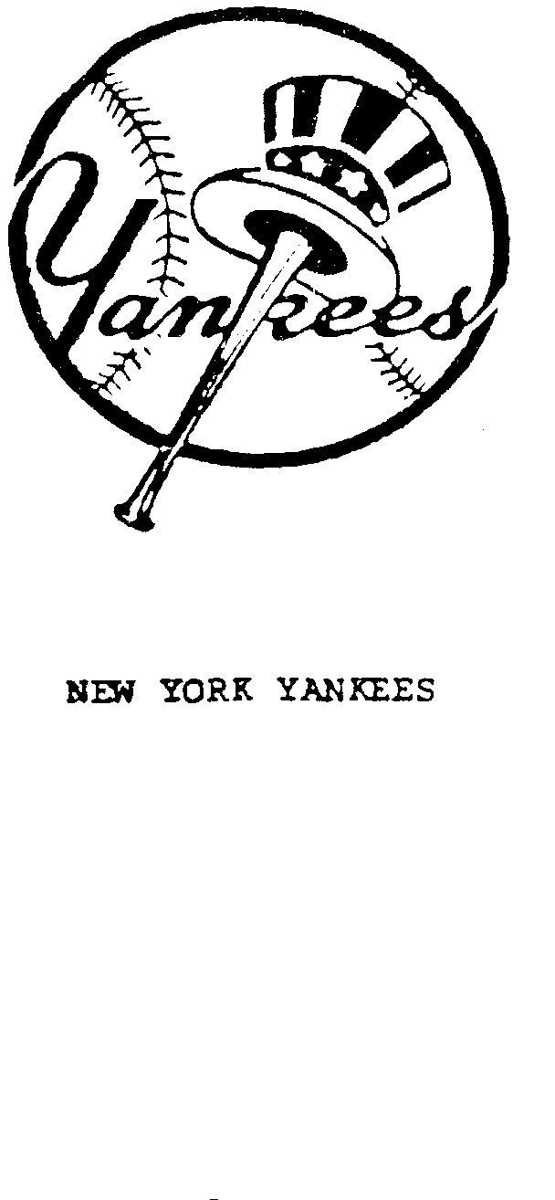 Free ny yankees coloring pages