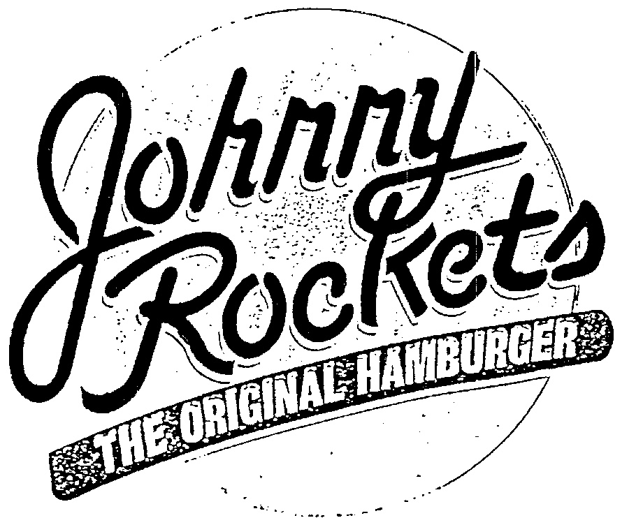 JOHNNY ROCKETS THE ORIGINAL HAMBURGER by Michael Joseph