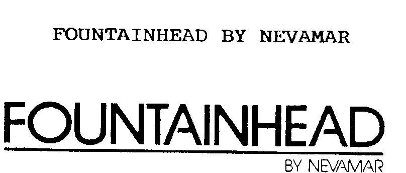 FOUNTAINHEAD BY NEVAMAR by International Paper Company