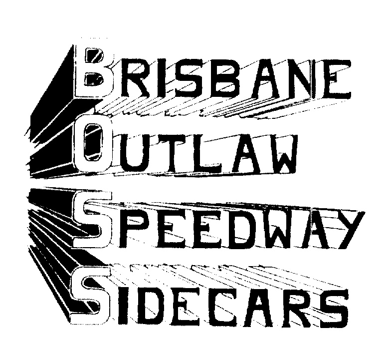 BRISBANE OUTLAW SPEEDWAY SIDECARS by Ross Michael Joesph