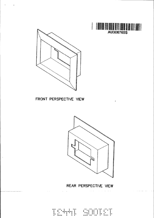 Recessed mounting for wall outlet by John Fitzgerald