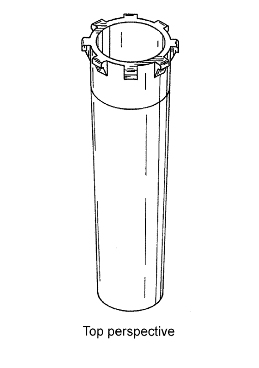 Biological indicator vial by American Sterilizer Company