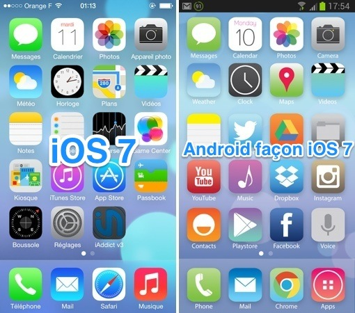 Image Result For Wallpaper Android Vs Ios