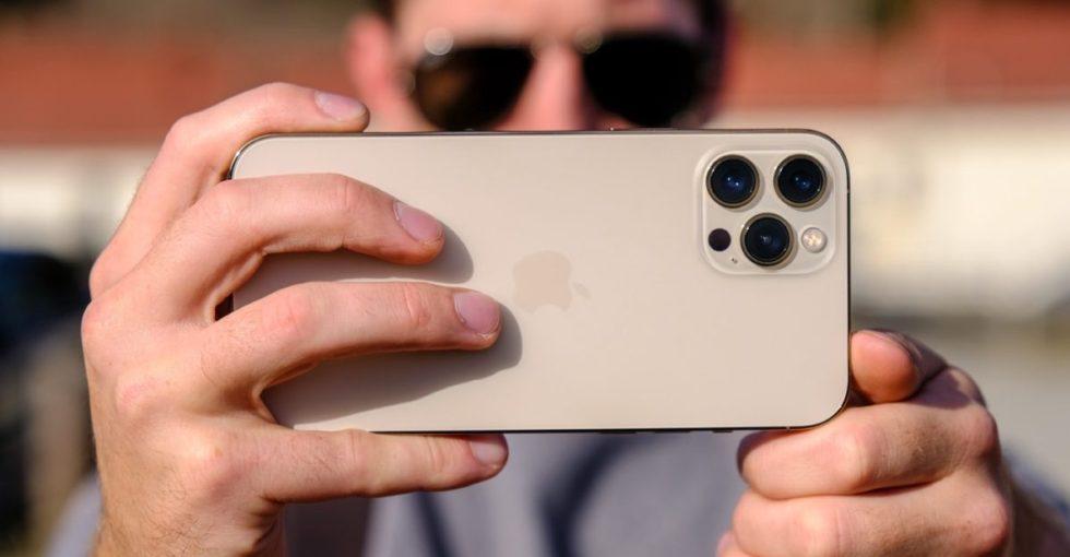 Guida introduttiva alla fotocamera posteriore per iPhone 12 Pro Max