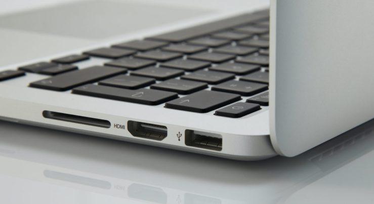 MacBook Pro Lecteur Cartes SD