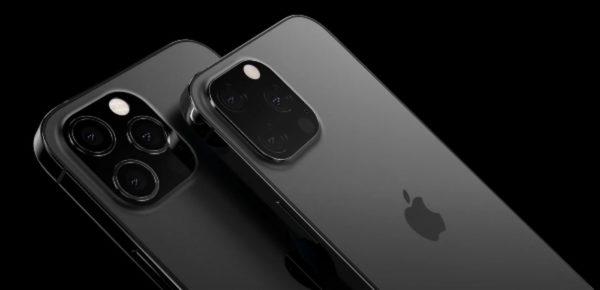 iPhone 13 Pro nero opaco