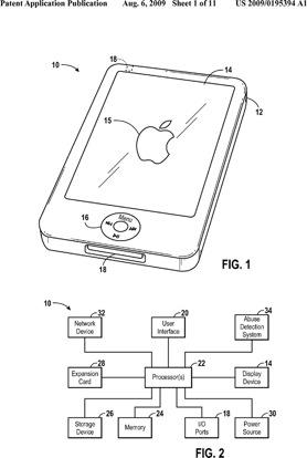 Brevetto Apple: un sensore per scoprire gli utilizzi che