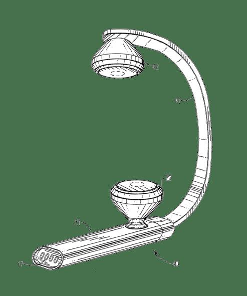 Brevetto Apple: auricolare bluetooth con player Mp3