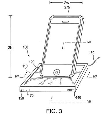 Nuovi brevetti Apple: dock universale e sistema anti