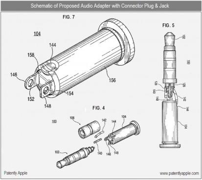 Nuovo brevetto Apple: un adattatore audio per non udenti