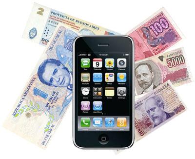 iPhone viene bloccato in Argentina