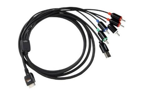 Cavo Component per collegare l'iPhone alla TV in offerta a