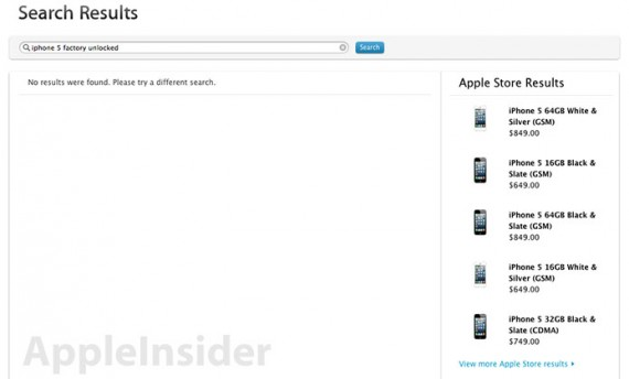 Acquistare l'iPhone 5 negli Stati Uniti: su Apple.com