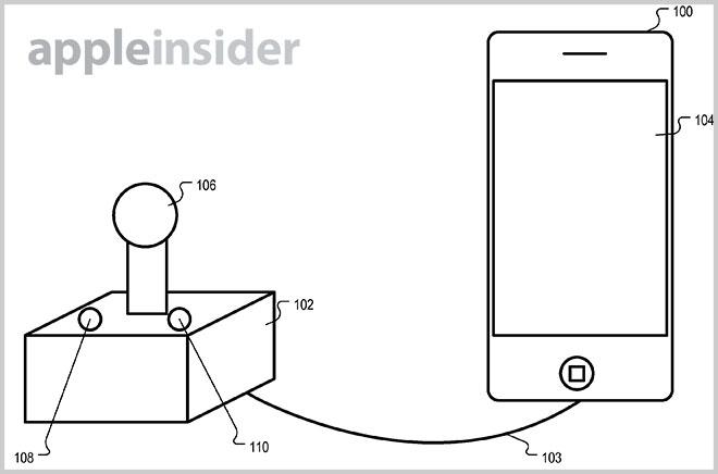 Apple brevetta un sistema di input per rendere