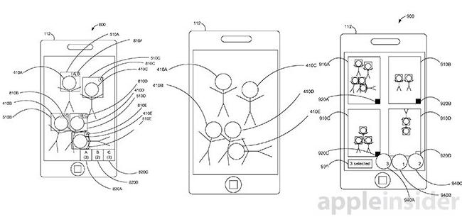 Apple brevetta un nuovo sistema di riconoscimento facciale