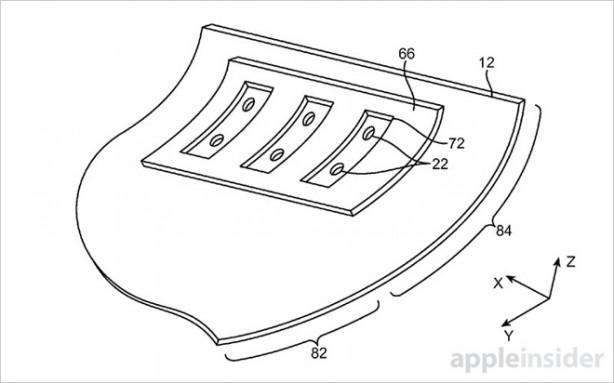 Apple brevetta un nuovo sistema per proteggere l'iPhone