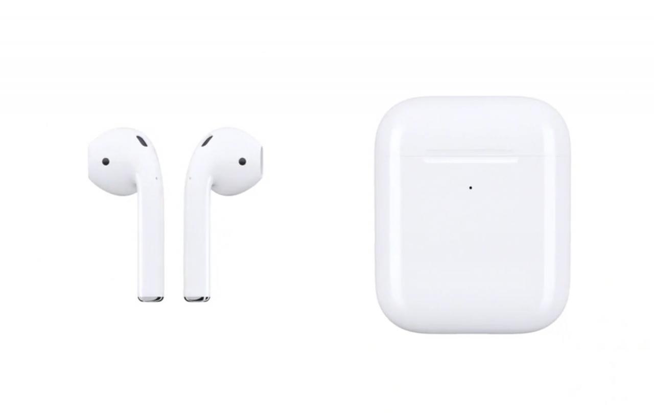 iOS 11 GM suggerisce un nuovo aggiornamento degli AirPods