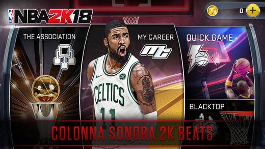 La stagione NBA 2K18 ora disponibile per iOS - iPhone Italia