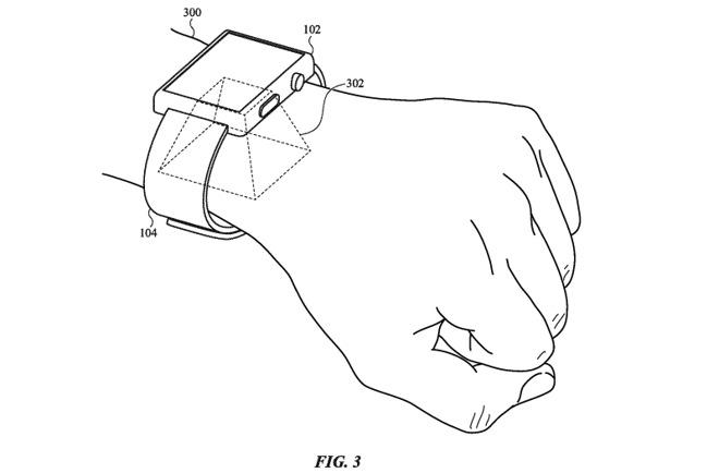 Apple Watch: autenticazione biometrica attraverso le vene