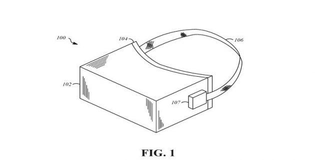 Un visore VR con regolazione motorizzata? Apple ci pensa