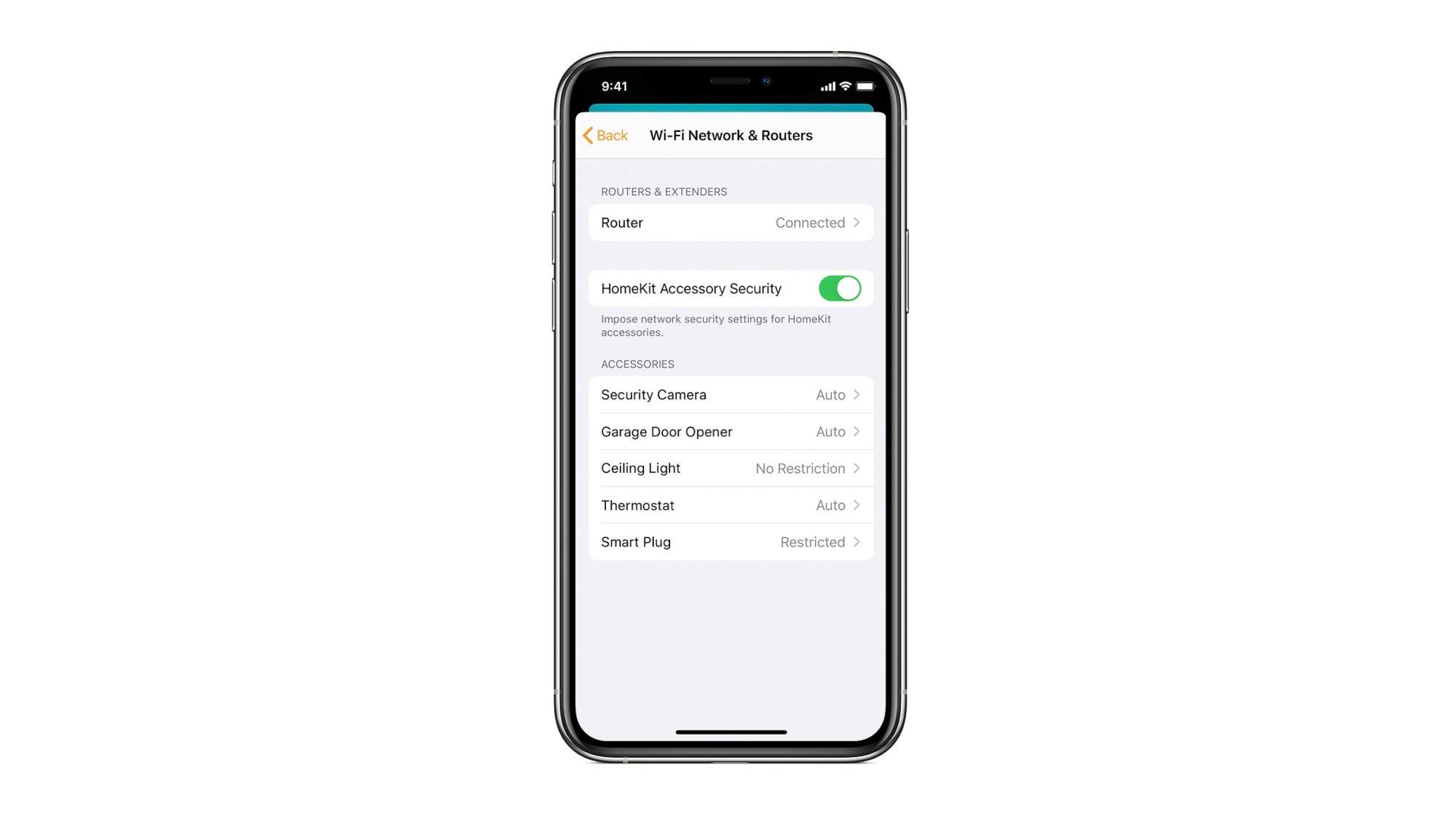 Documento di Apple mostra il supporto HomeKit per i router