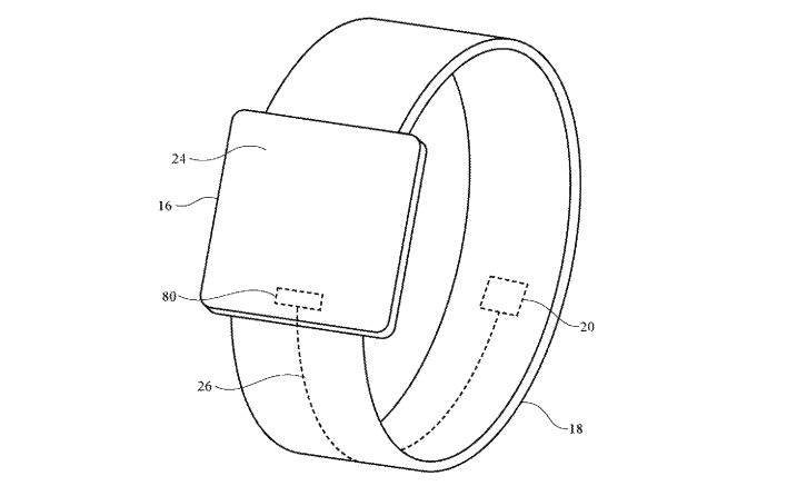 Cinturini Apple Watch come pulsanti e feedback tattili