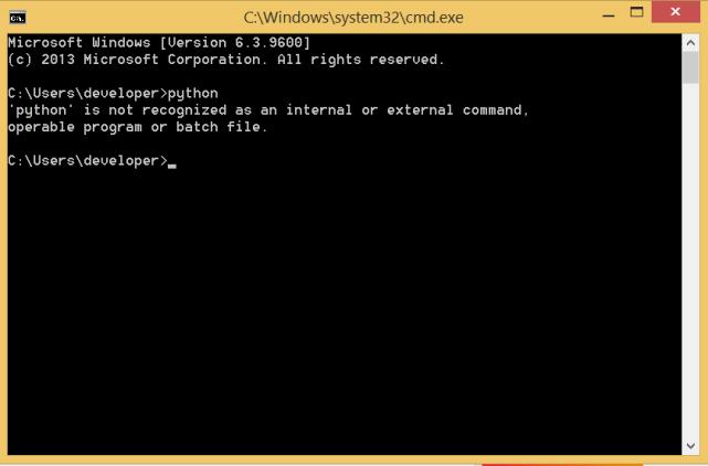 Python Environment Set-up in hindi